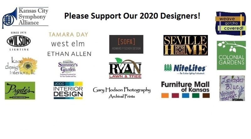 2020 Showhouse Designers